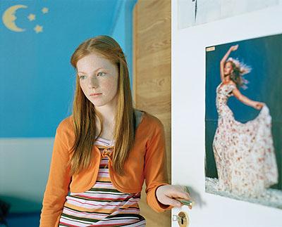 Janina Wick, Kimberly, 2006, aus der Serie Dreizehn, c-print