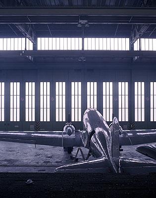 Berlin Flughafen Tempelhof © Ralf Meyer