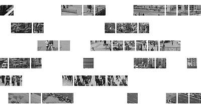 aus der Reihe shanghai builder, Ausschnitt, inkjet-prints, 2008