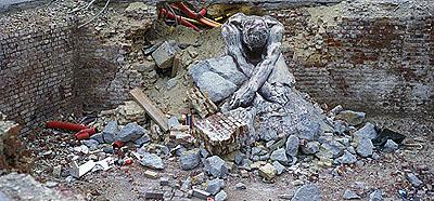 Isabelle HayeurMonument aux bâtisseurs de Ville2008 - 2009from