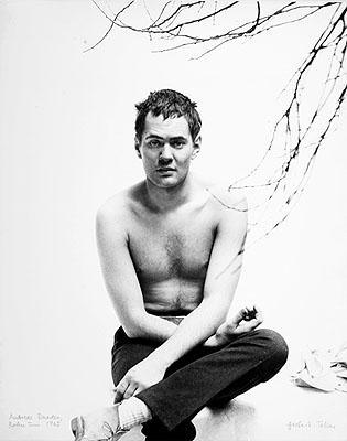 Herbert Tobias: Andreas Baader, Berlin, um 1965 © Berlinische Galerie / VG Bild-Kunst, Bonn 2008