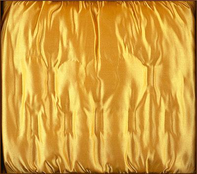 © Sinje Dillenkofer»CASE 39«, 2004  Kodak Endura Print, Diasec, Acryl, wooden frame,120,5 x 136,5 x 4,0 cm / 47,5 x 54 x 1,6 inch(box for cutlery, private property)