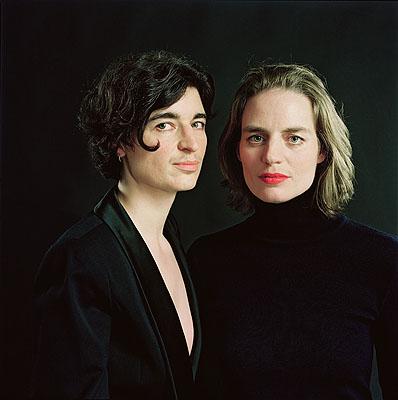Doppelportrait, München, 2007© Herlinde Koelbl