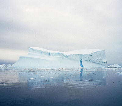 Tiina ItkonenIceberg II, 2006C-print on Diasec100 x 122 cmEdition of 7