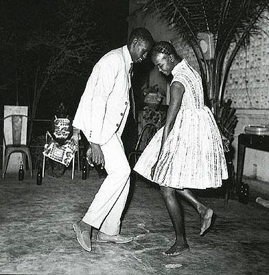 © Malick SidibéChristmas Eve, 1963