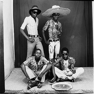 © Malick SidibéFriends of the Spanish, 1968