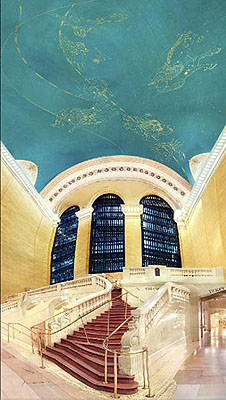 Grand Central Station, NY, 2008 c-print102 by 57 inchesEditon of 5 + 2AP