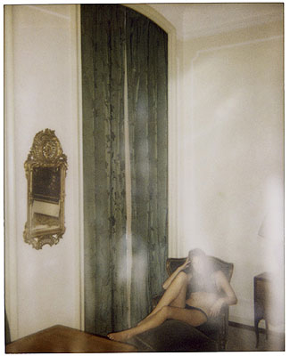 © alexander gnädinger . 100 Girls On Polaroid