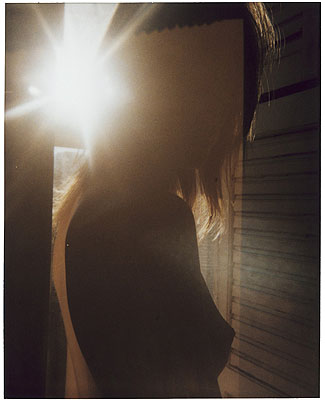 © alexander gnädinger . 100 Girls On Polaroid
