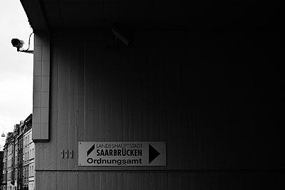 Ordnungsamt © Benedikt Steinmetz
