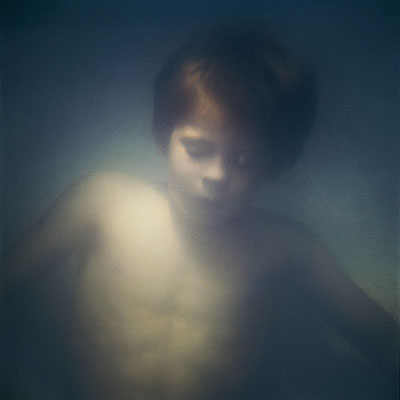 Gaze Study no. 16 (Nick) © Desiree Dolron  courtesy Michael Hoppen ContemporaryDibonded Fujiflex print100 x 100 cm