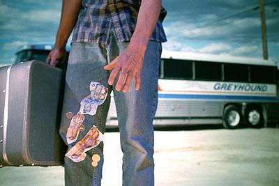 Teresa Hubbard/Alexander BirchlerFalling Down (Hinfallen), 19968 C-Printsjeweils 80 x 120 cm (31,5 x 47,25 in)Mit freundlicher Unterstützung die Künstler und Tanya Bonakdar Gallery,New York
