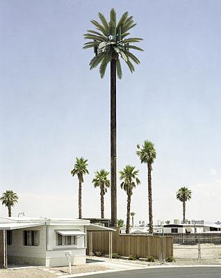 Robert Voit, Mobile Home Pk, Las Vegas, Nevada, USAN36°08.924 W115°05.729Pigmentdruck bzw. C-Print, 200650 x 60 cm bzw. 125 x 155 cm© Robert Voit