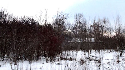 Merilyn FairskyeFieldwork II (Chernobyl), 2009from 100100:00 minute, single channel video projectionedition of 5