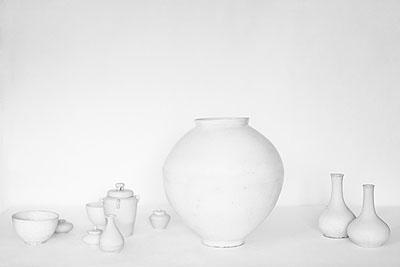 Bohnchang Koo, Vessels, British Museum, Londres, Angleterre, 2006.