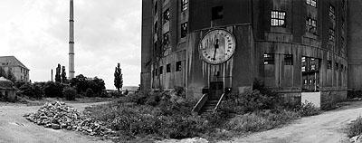 Fredrik Marsh, Gasometer, Dresden-Reick, 2002