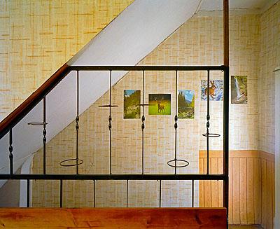 Fredrik Marsh, Verlassenes Haus, Am Kirchberg, 2005