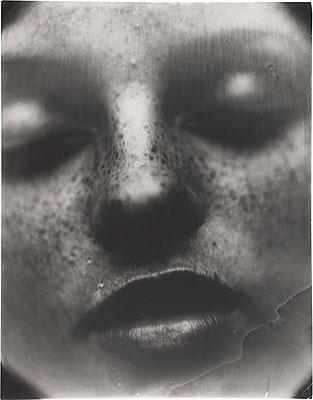 Sally Mann, Virginia #42, 2004, gelatin silver print, 127 x 101,6 cm; courtesy Gagosian Gallery