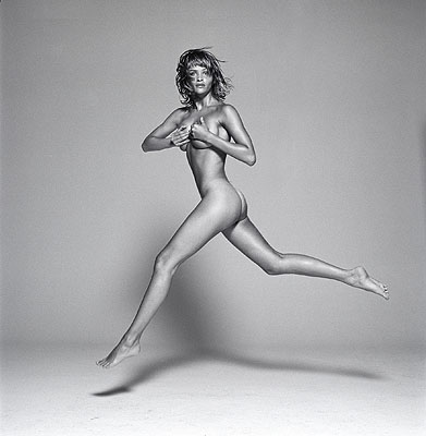 Helena Christensen II Vogue Italia 1993 © Michel Comte, I-Management courtesy acte2galerie