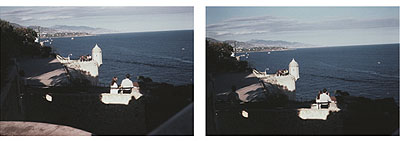 EVE SONNEMANLOOKOUT OVER MONACO, 2007digitally printed color photograph on Japanese paper, Ed. of 1020 x 30 in. | 50.8 x 76.2 cm.