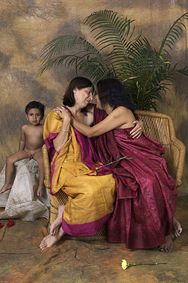 Sunil GuptaThe New Pre-Raphaelites, 2008-2009