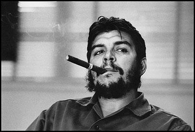 Industrieminister Ernesto Guevara, Havana 1963 © René Burri/MagnumPhotos/Agentur Focus