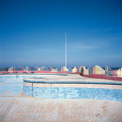 Swimming Pool # 2, 2007 © Charles Johnstone