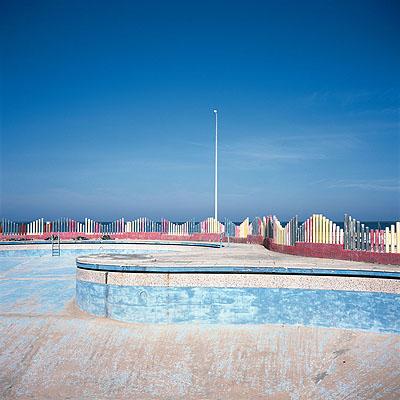 Swimming Pool # 2, 2007 © Charles Johnstone