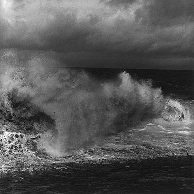 © Balthasar Burkhard, Normandie 1995, Barytabzug, 39 x 39 cm