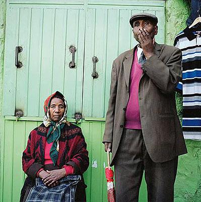 Olaf UnverzartPre-Edition Portfolio - THE LA BREA MATRIX: Six German Photographers and a New Color Icon by Stephen Shore31 Pigment prints in 6 handmade portfolios with slipcase, Edition of 30