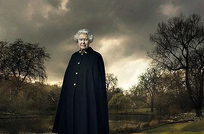 Annie Leibovitz. Queen Elizabeth II. 2007© Courtesy Danziger Projects, New York