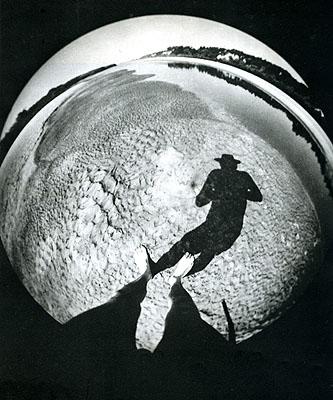 Edward Hartwig, Selbstporträt © Moonblinx Gallery