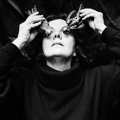 Graciela Iturbide¿Ojos para volar? (Eyes to fly with?), Coyoacán, México, 1991Platinum print19.5 x 19.5 cm© Graciela Iturbide