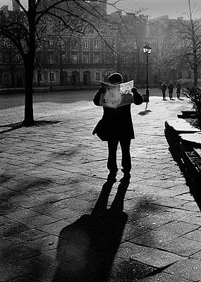 © Donata WendersNews in Warsaw, 2006