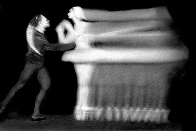 © Paul Himmel, Ballet Sylvia pas de Deux, ca, 1952