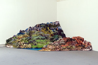 Justine Blau, Somewhere Else, 2008 - 2009