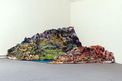 Justine Blau, Somewhere Else, 2008 - 2009