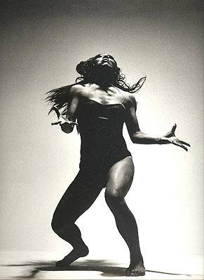 Dancer 1, 1966 29.7 x 24.4 cmVintage silver gelatin print© Kishin Shinoyama courtesy Michael Hoppen Gallery