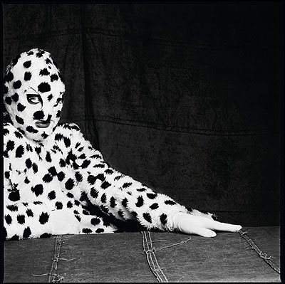Leigh Bowery © Fergus Greer
