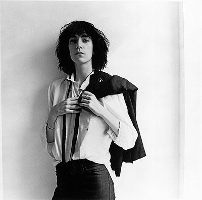 Robert Mapplethorpe: Patti Smith, 1975 © 2010 Robert Mapplethorpe Foundation
