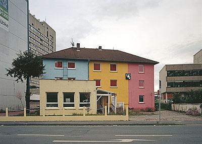 © Klaus Graubner, Kaiserlei - Areal 1992 - 2009