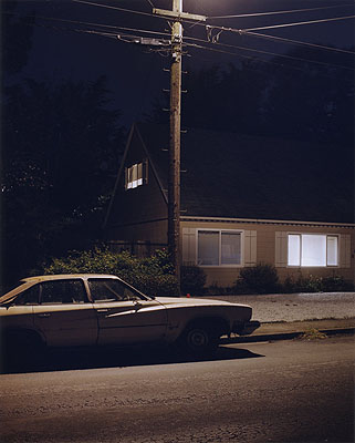 Untitled 2027-a, 1997© Todd HidoCourtesy Kaune, Sudendorf Gallery, Cologne