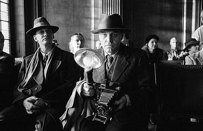 © Beat Presser, Der Photograph Beat Presser in 1933, Deutschland, 2001