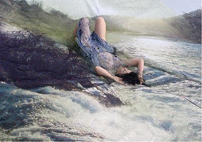 © Susanna Majuri: Vesiputous (Waterfall), 2009