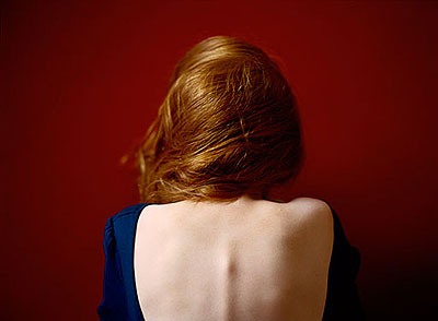 Anni Leppälä, From the series Possibility of Constancy, Last autumn, 2008, C-print on aluminium