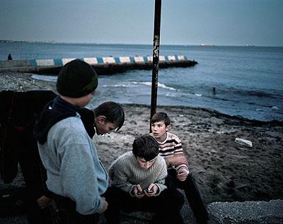 © Rafal Milach - Black Sea of Concrete