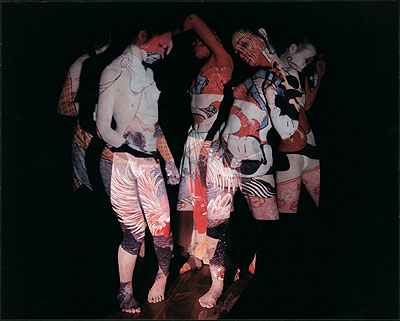 Ukiyo-e Projections #1, 2002 © Eikoh Hosoe / Courtesy of Studio Equis