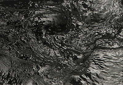 Kirsten Klein, Water Current in Fossa, Faroe Islands 2001 © courtesy of the artist