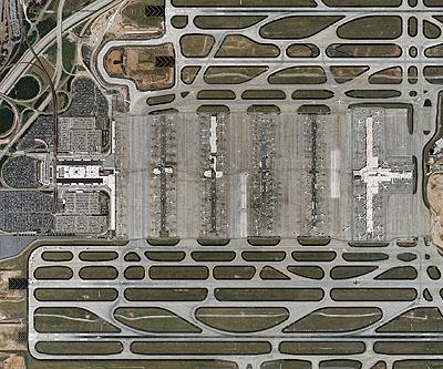 Christoph Engel, Ohne Titel (Flughafen 080906), 2008