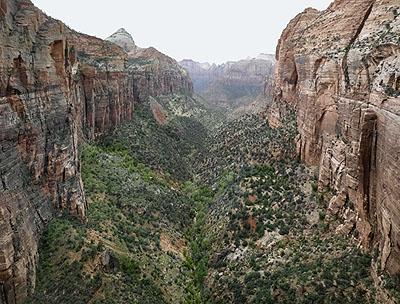 Landscape 7/036, 2009, Digital-C-Print, 180 x 237 cm, edition 8 + 2 AP